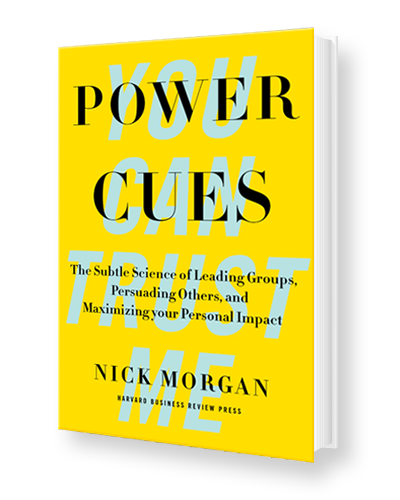 Power Cues By Nick Morgan