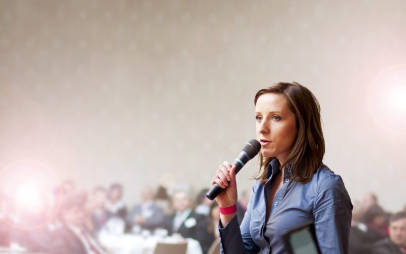 How to Become a Happy Speaker in Seven Steps