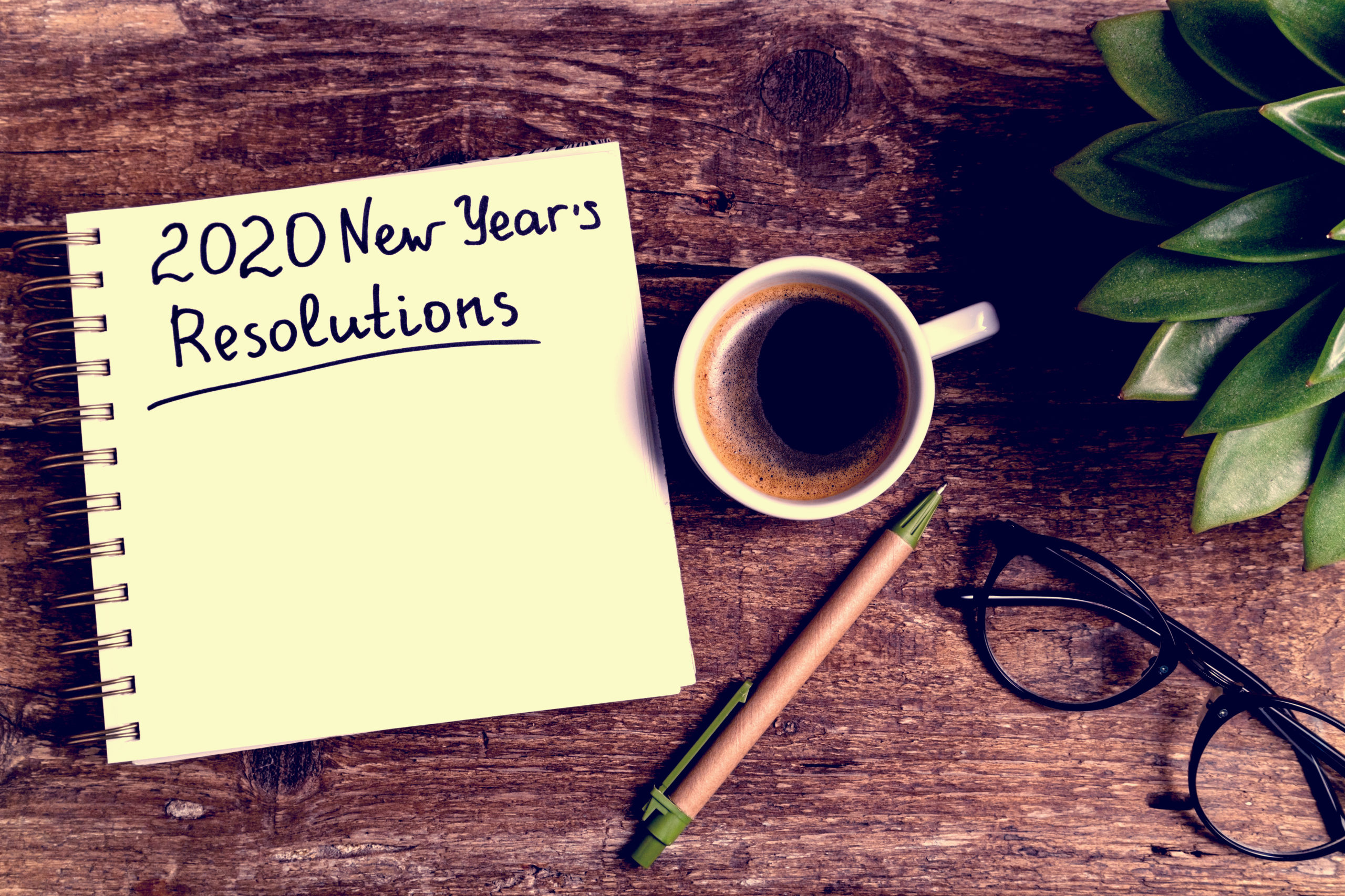 My Public Speaking New Year's Resolutions for 2020